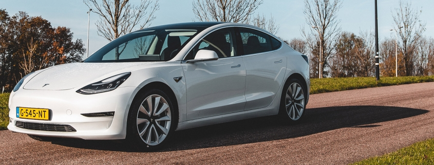Tesla Model 3 Pure Lease