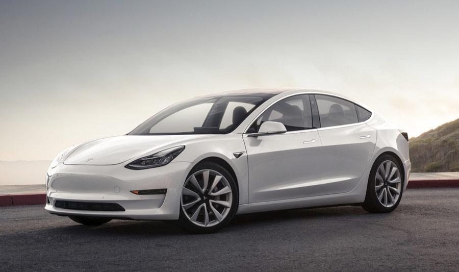 Tesla Model 3 2020 lease