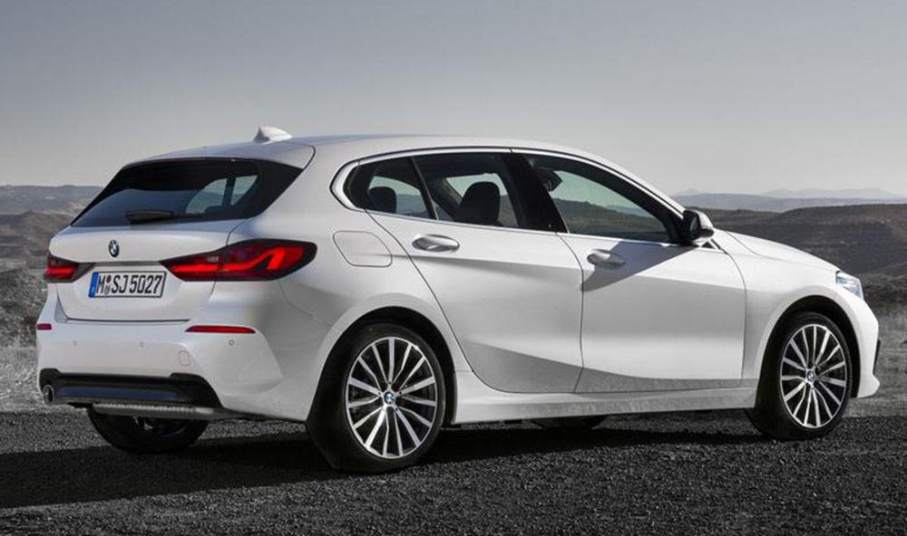 BMW 1-serie 118i lease