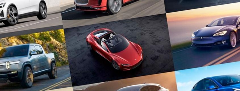 elektrische auto's 2020