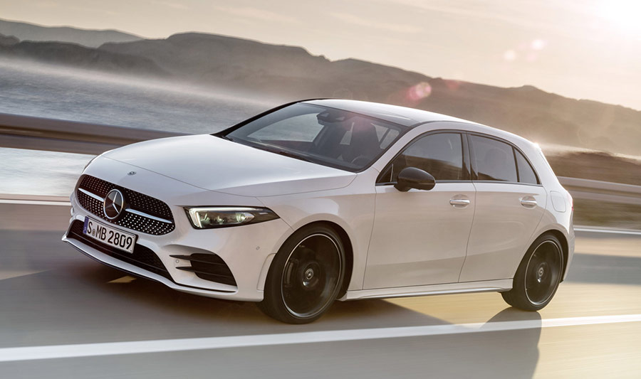 Mercedes A160 lease