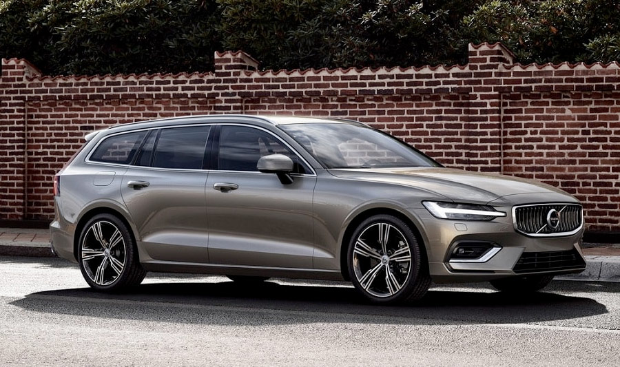 Volvo V60 T4 lease